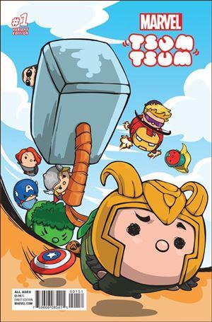 Marvel Tsum Tsum 1-E
