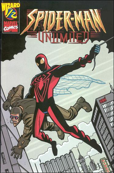 Spider-Man Unlimited (1999) 1/2-A by Marvel