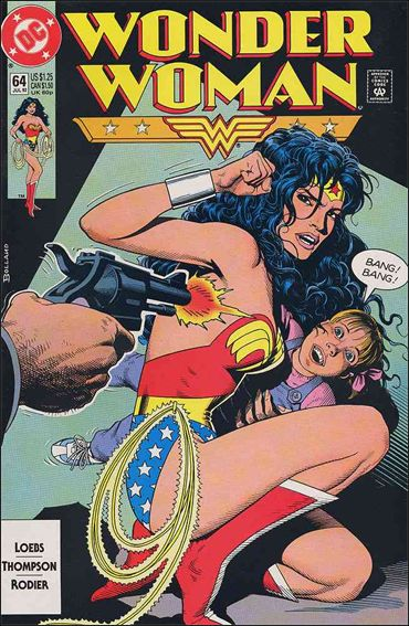 Wonder Woman (1987) 64-A by DC
