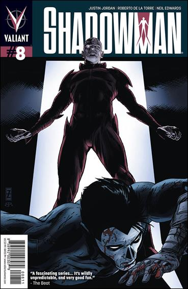 Shadowman (2012) 8-A by Valiant Entertainment