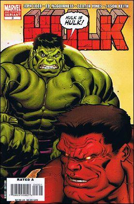 Hulk (2008)  3-C by Marvel