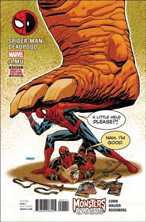 Spider-Man/Deadpool 1.MU-A