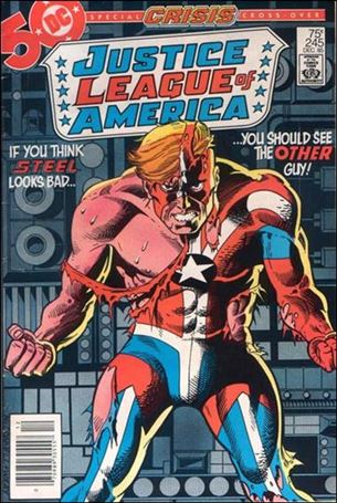 Justice League of America (1960) 245-A