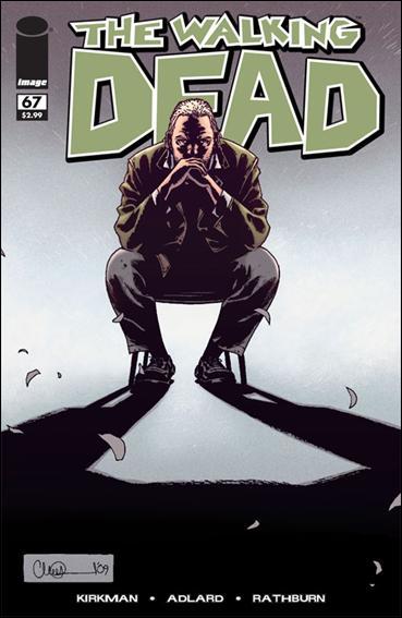 Walking Dead (2003) 67-A by Image