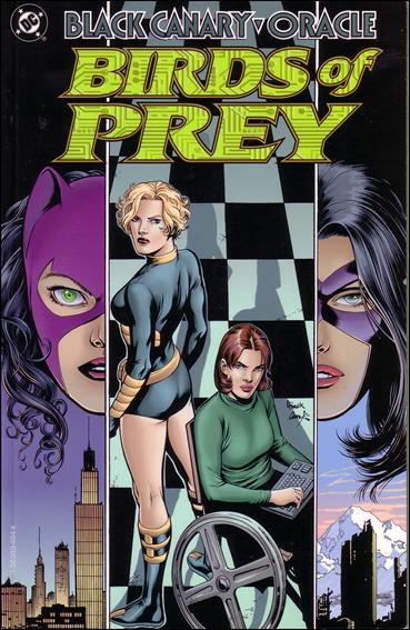 Birds of Prey 1-A by DC
