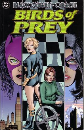 Birds of Prey 1-A