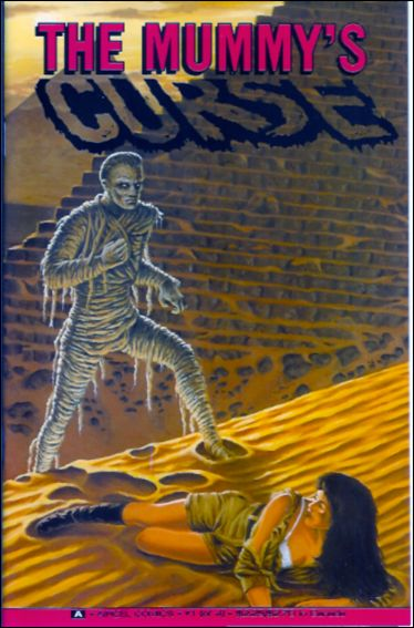 Mummy's Curse 1-A by Aircel