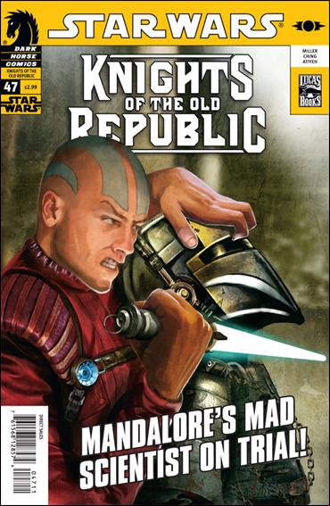Star Wars: Knights of the Old Republic 47-A by Dark Horse