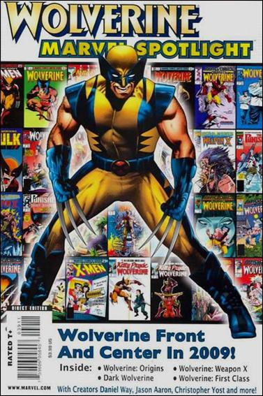 Marvel Spotlight: Wolverine nn-A by Marvel