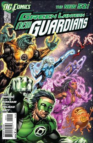 Green Lantern: New Guardians  2-A