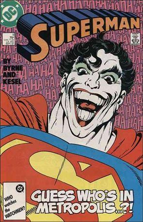 Superman (1987) 9-A