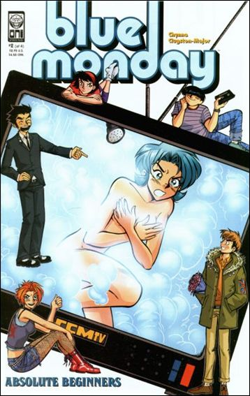Blue Monday: Absolute Beginners 2-A by Oni Press