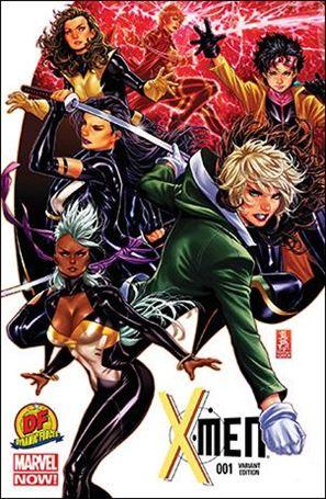 X-Men (2013) 1-M