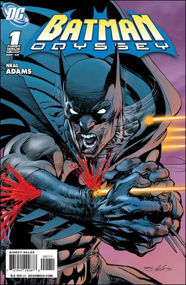 Batman: Odyssey (2010) 1-A by DC