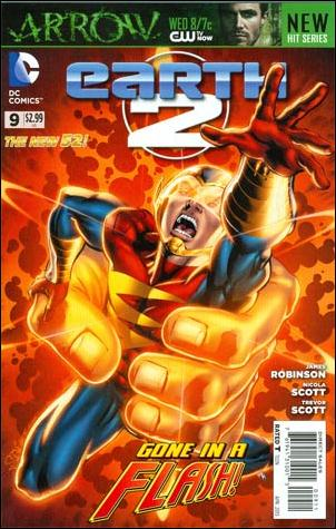 Earth 2 9-A by DC