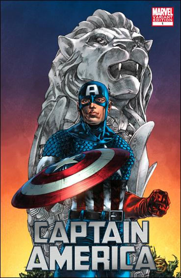 Captain America (2011) 1-K by Marvel