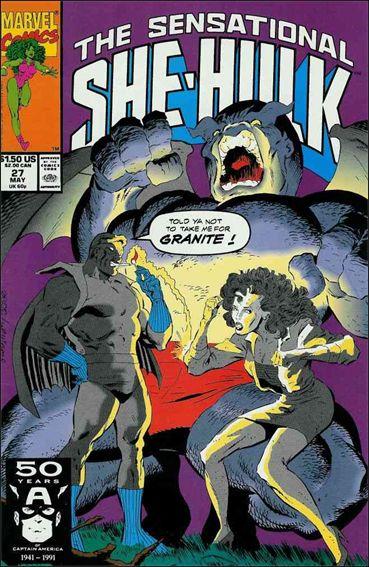 Sensational She-Hulk 27-A by Marvel