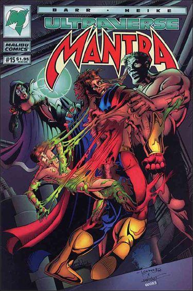 Mantra (1993) 15-A by Malibu