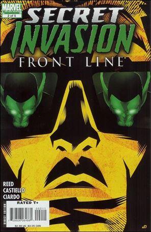 Secret Invasion: Front Line 2-A