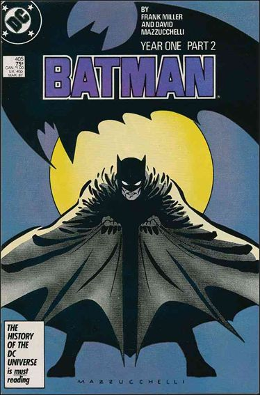 Batman (1940) 405-A by DC