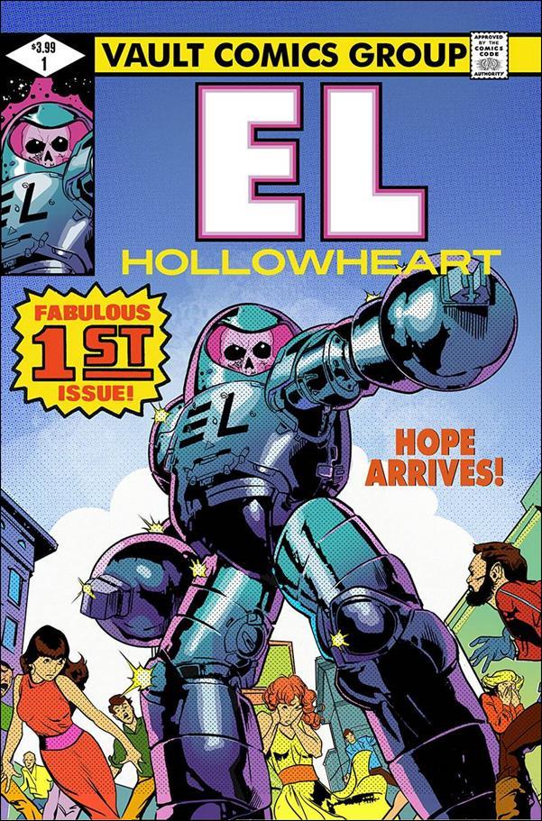 Hollow Heart 1-B by Vault Comics