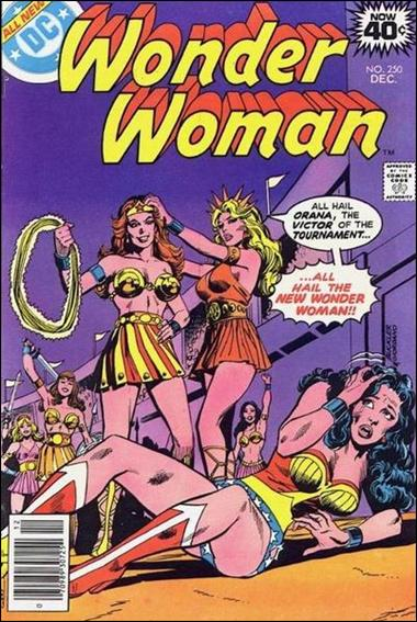 Wonder Woman (1942) 250-A by DC