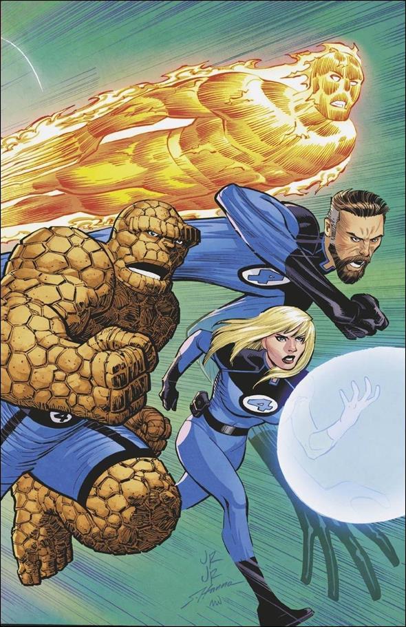 Fantastic Four (2018) 35-B by Marvel