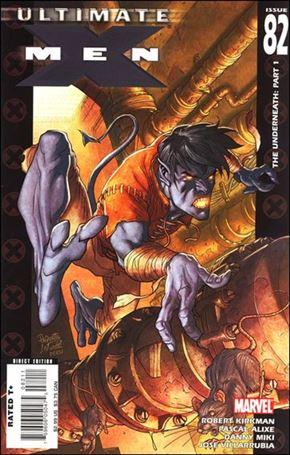Ultimate X-Men (2000) 82-A