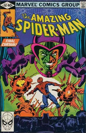 Amazing Spider-Man (1963) 207-A