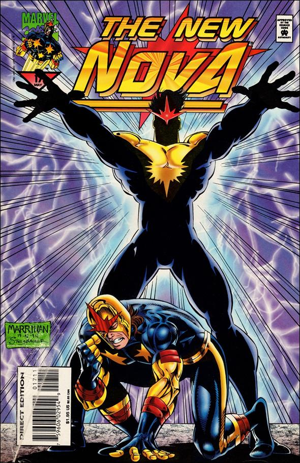 Nova (1994) 17-A by Marvel