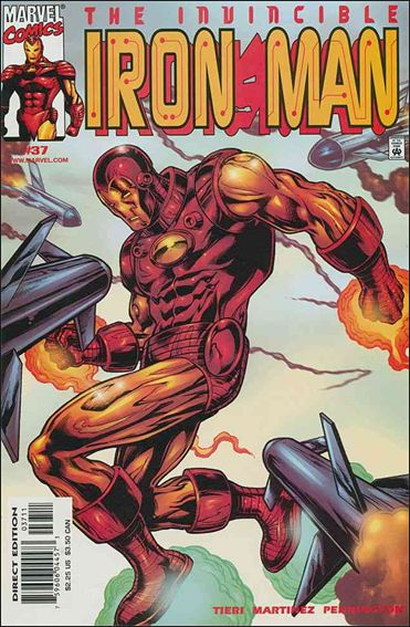 Iron Man (1998) 37-A by Marvel