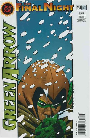 Green Arrow (1988) 114-A by DC