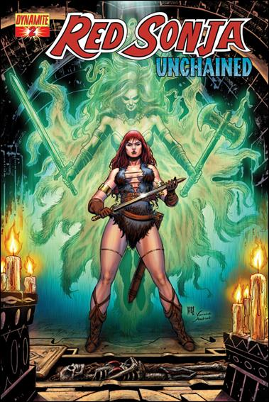 Red Sonja: Unchained 2-B by Dynamite Entertainment