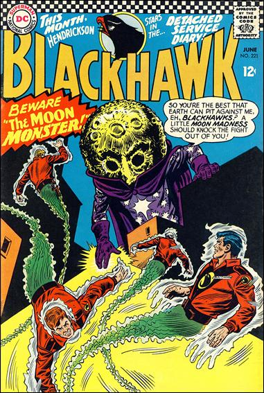 Blackhawk (1944) 221-A by DC