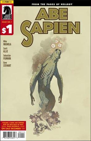 Abe Sapien 1-C