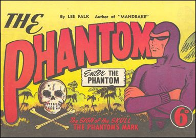 Phantom (1948) 1-B by Frew