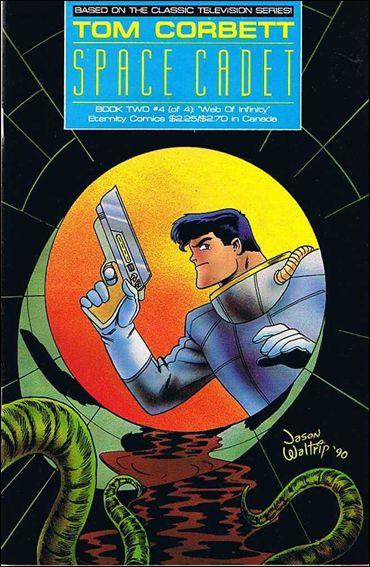 Tom Corbett: Space Cadet (1990) 4-A by Eternity