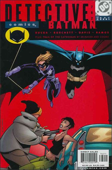 Detective Comics (1937) 762-A by DC