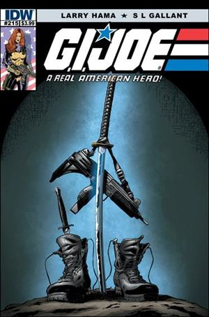 G.I. Joe: A Real American Hero 215-A