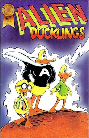 Alien Ducklings 1-A