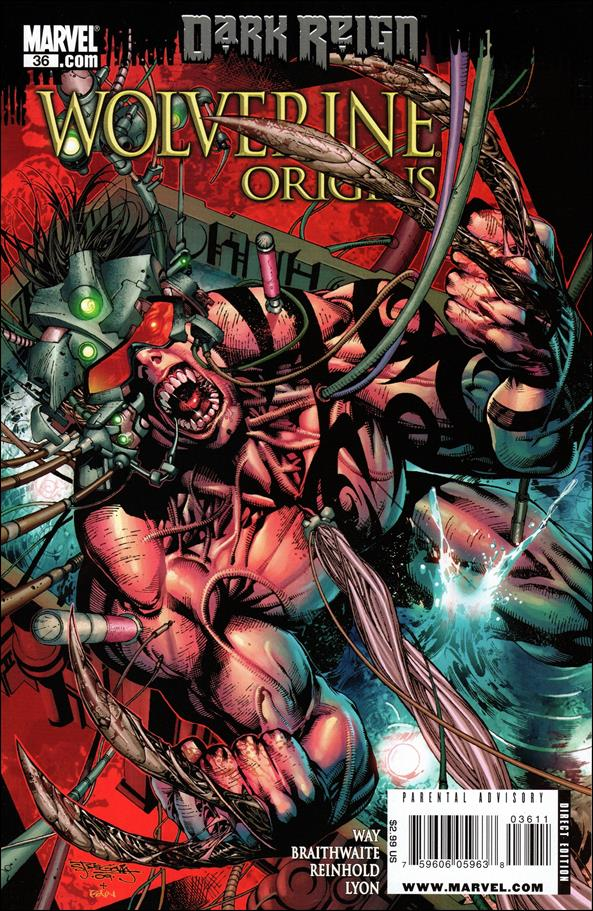 Wolverine: Origins 36-A by Marvel