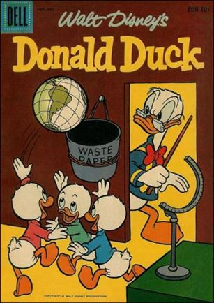 Walt Disney's Donald Duck (1952) 62-A