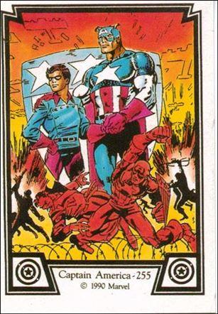 Captain America (Base Set) 29-A