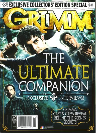 Grimm Collector's Edition 1-A by Titan Magazines