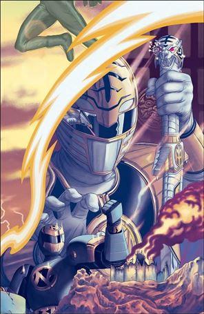 Mighty Morphin Power Rangers 18-B