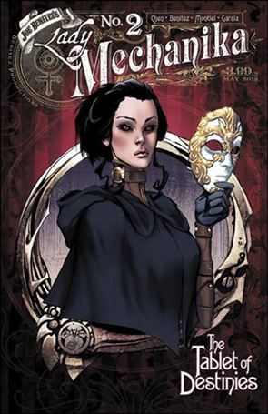 Lady Mechanika: The Tablet of Destinies 2-B