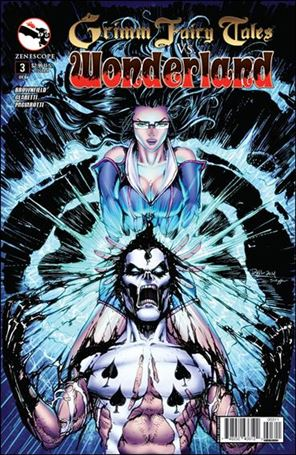 Grimm Fairy Tales Vs. Wonderland 3-A