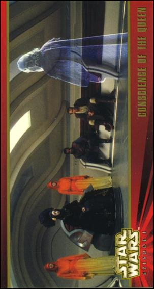Star Wars: Episode I Widevision: Series 1 (Base Set) 31-A by Topps