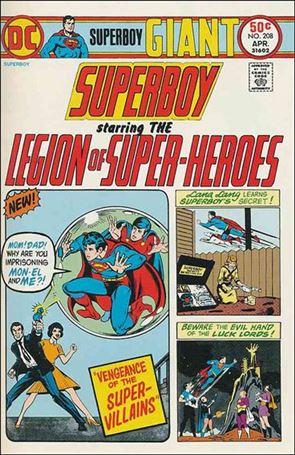 Superboy (1949) 208-A