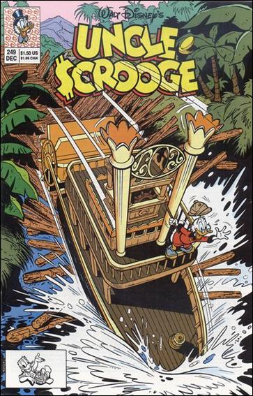 Walt Disney's Uncle Scrooge 249-A by Gemstone